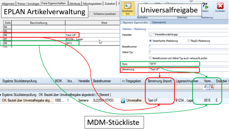 Materialdatenmanager: Info-Paper